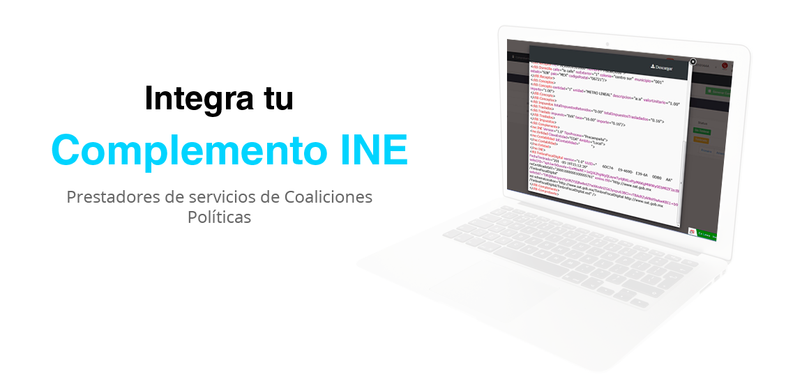 Complemento INE