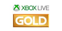 Tarjeta de regalo Xbox Live Gold