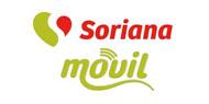 Recargas electrónicas Soriana Móvil
