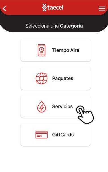 Selecciona la opción Vender en tu menú de usuario
