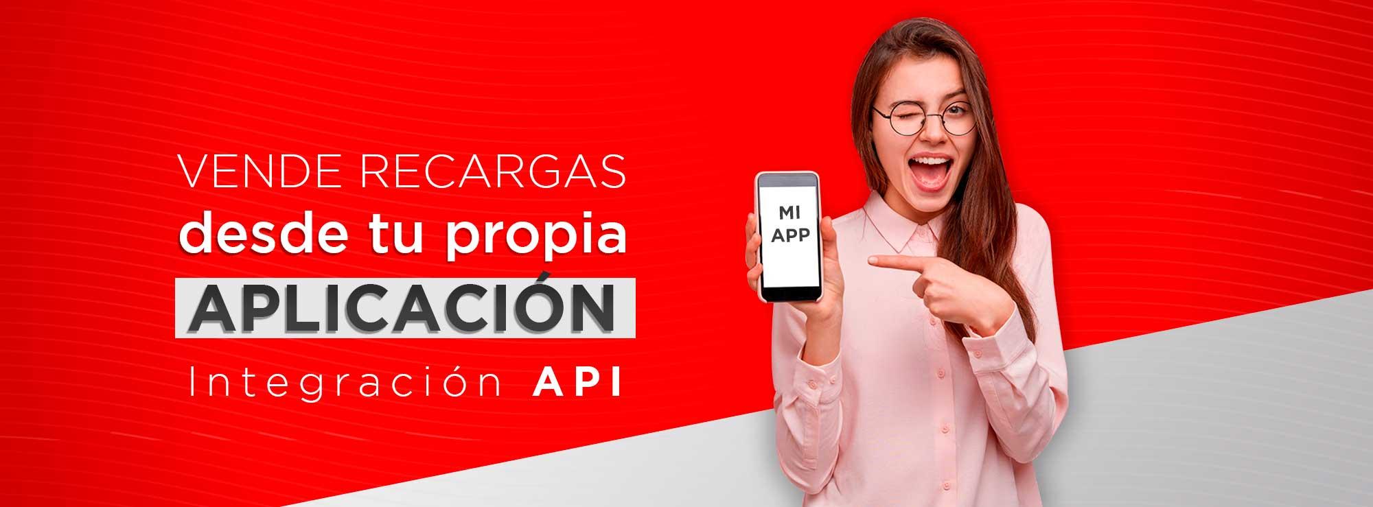 Quiero integrar recargas electrónicas a mi sistema, app, o punto de venta con API TAECEL