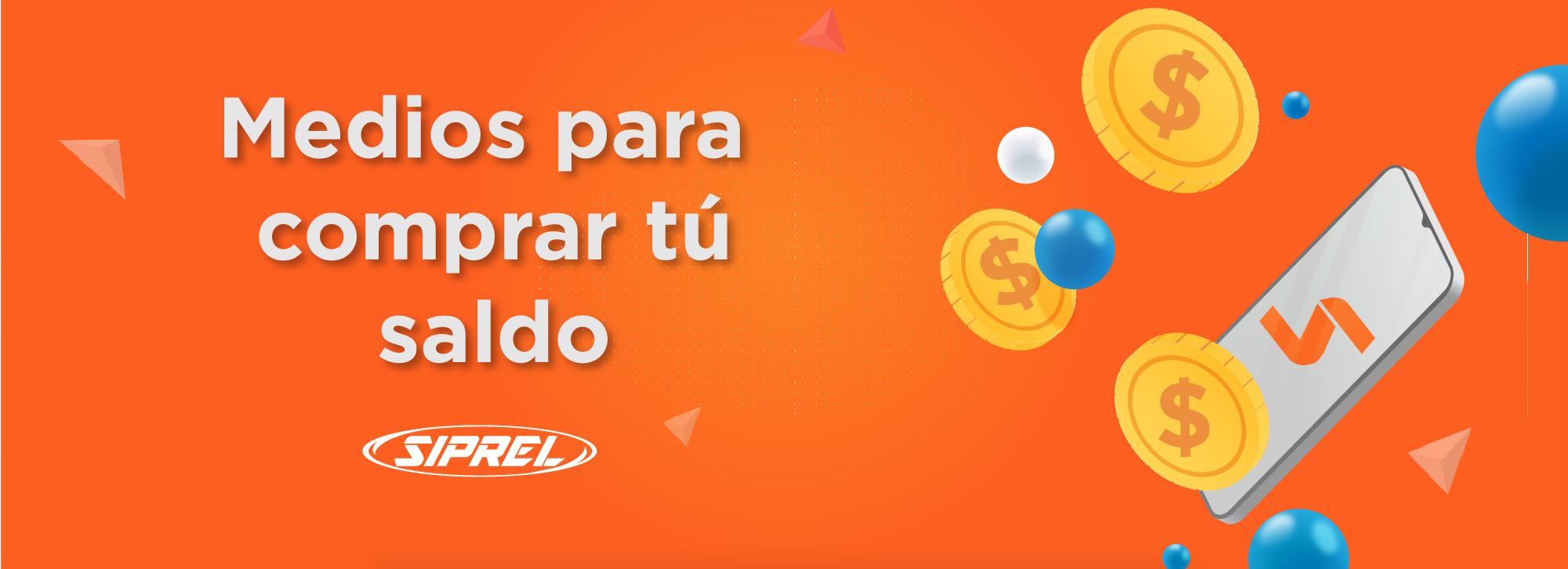 Siprel.mx te ofrece diversos medios para que compres tu saldo para vender recargas electronicas pago de servicios giftcards aumentando tus ganancias