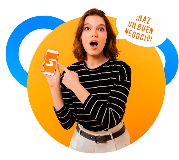 Haz negocio vende recargas electrónicas desde tu celular movil por sms mensajes de texto