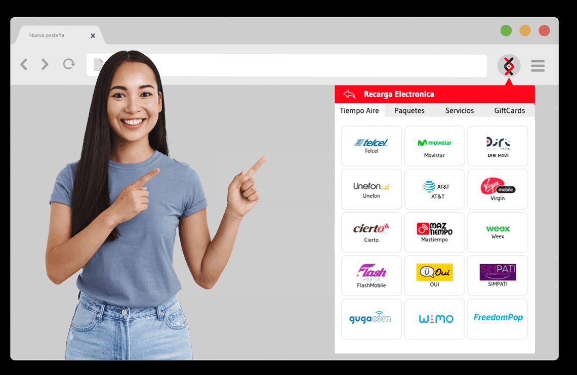 Extension taecel.com para tu navegador chrome