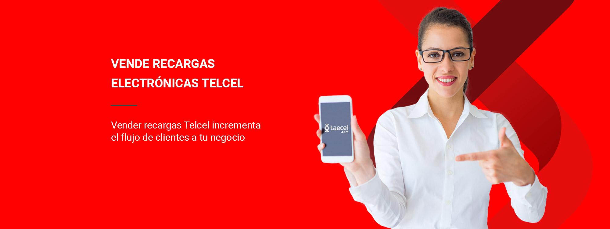 VENDE RECARGAS ELECTRÓNICAS TELCEL, Vender recargas Telcel incrementa el flujo de clientes a tu negocio. Como hacer una recarga de saldo