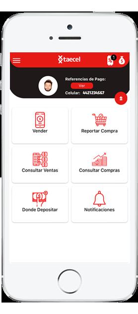 App Recargas Electronicas. Aplicación para recargas. Sistema de recargas electronicas para vender recargas por internet y venta de recargas por celular.